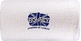 Voňavky, Parfémy, kozmetika Profesionálna lakťová opierka pre manikúru, biela - Ronney Professional Armrest For Manicure