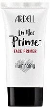 Voňavky, Parfémy, kozmetika Podkladová báza pod make-up - Ardell In Her Prime Face Primer Illuminating
