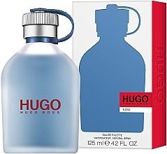 Voňavky, Parfémy, kozmetika Hugo Boss Hugo Now - Toaletná voda