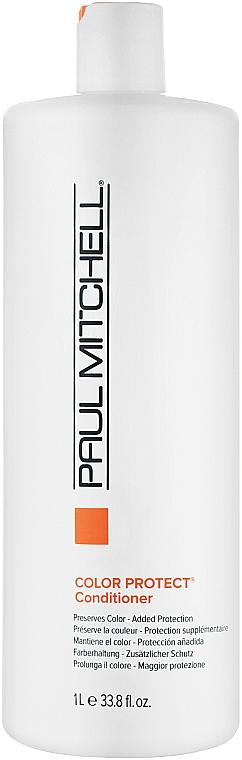 Kondicionér pre farbené vlasy - Paul Mitchell ColorCare Color Protect Daily Conditioner — Obrázky N3