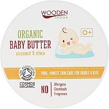 Voňavky, Parfémy, kozmetika Detský balzam na telo - Wooden Spoon Organic Baby Butter