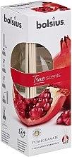 """Voňavky, Parfémy, kozmetika Aromatický difúzor """"Granátové jablko"""" - Bolsius Fragrance Diffuser True Scents Pomegranate"""