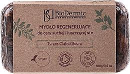 Voňavky, Parfémy, kozmetika Mydlo - BioDermic Prebiotic Saop
