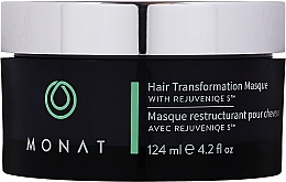 Voňavky, Parfémy, kozmetika Transformujúca maska na vlasy - Monat Hair Transformation Masque