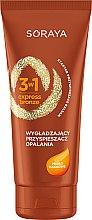 Voňavky, Parfémy, kozmetika Zmäkčovadlo činenia s kakaovým maslom - Soraya 3w1 Express Bronze Cacao Tan Activator