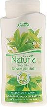 Voňavky, Parfémy, kozmetika Balzam na telo so zeleným čajom - Joanna Naturia Body Balm