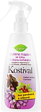 Voňavky, Parfémy, kozmetika Sprej na nohy - Bione Cosmetics Cannabis Kostival Herbal Salve With Horse Chestnut