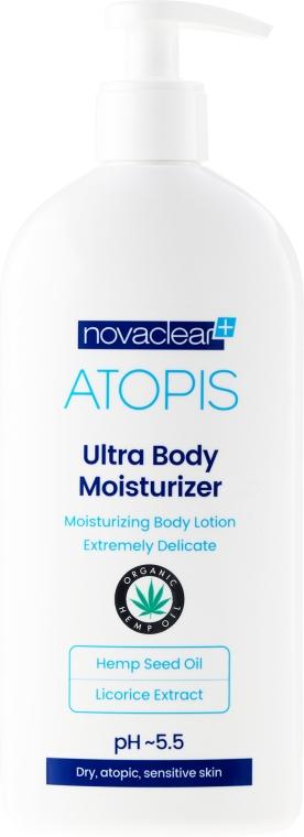 Hydratačné mlieko pre télo - Novaclear Atopis Ultra Body Moisturizer — Obrázky N4