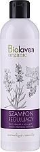 Voňavky, Parfémy, kozmetika Normalizačný a hydratačný šampón pre všetky typy vlasov - Biolaven Organic