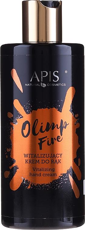Witalizuj№cy krem do r№k - Apis Olimp Fire Hand Cream — Obrázky N1