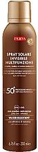 Voňavky, Parfémy, kozmetika Sprej na tvár, telo a vlasy s ochranou pred slnkom SPF 50 - Pupa Multifunction Invisible Sunscreen Spray