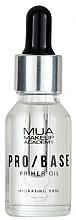Voňavky, Parfémy, kozmetika Olejový primer na tvár - Mua Pro/ Base Primer Oil