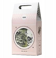 "Voňavky, Parfémy, kozmetika Sada ""Vanilka a škorica"" - Yope Vanilla & Cinnamon (liq/soap/500ml + b/lot/300ml)"