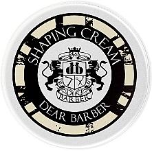 Voňavky, Parfémy, kozmetika Modelovací krém pre vlasy - Dear Barber Shaping Crem (mini)