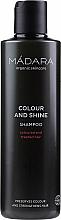 Voňavky, Parfémy, kozmetika Šampón na farbené a chemicky ošetrené vlasy - Madara Cosmetics Colour & Shine Shampoo