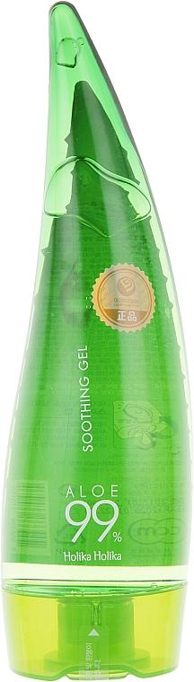 Upokojujúci a hydratačný gél s aloe - Holika Holika Aloe 99% Soothing Gel — Obrázky N3