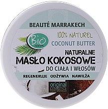 Voňavky, Parfémy, kozmetika Kokosový olej pre telo a vlasy - Beaute Marrakech Coconut Butter
