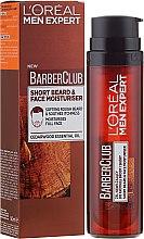 Voňavky, Parfémy, kozmetika Hydratačný gél pre bradu a tvár - L'Oreal Paris Men Expert Barber Club Moisturiser