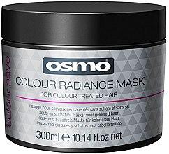 Voňavky, Parfémy, kozmetika Maska na farbené vlasy - Osmo Colour Save Colour Radiance Mask