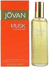 Voňavky, Parfémy, kozmetika Musk Jovan - Kolínska voda