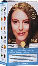 Voňavky, Parfémy, kozmetika Prírodná farba na vlasy - Tints Of Nature Permanent Colour