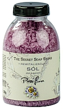 """Voňavky, Parfémy, kozmetika Soľ do kúpeľa """"Passiflora"""" - The Secret Soap Store Passiflora Bath Salt"""