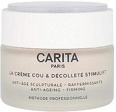 Voňavky, Parfémy, kozmetika Krém na krk a dekolt - Carita La Creme Cou Et Decollete Stimulift