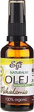 Prírodný olej Makadamia - Etja Macadamia Bio — Obrázky N2