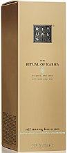 Voňavky, Parfémy, kozmetika Krém na opaľovanie tváre - Rituals The Ritual of Karma Self Tanning Face Cream