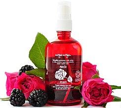 Voňavky, Parfémy, kozmetika Osviežujúce tonikum s ružovou vodou a výťažkom z ostružiny - Uoga Uoga Refreshing Face Tonic