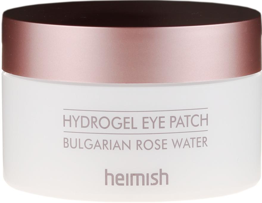 Hydrogélové očné náplasti s bulharským ružovým extraktom - Heimish Bulgarian Rose Hydrogel Eye Patch