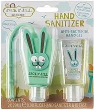 """Voňavky, Parfémy, kozmetika Sada dezinfekčných prostriedkov """"Králik"""" - Jack N' Jill Hand Sanitizer (Bunny)"""