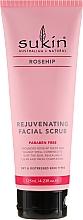 Voňavky, Parfémy, kozmetika Scrub na tvár - Sukin Rejuvenating Facial Scrub
