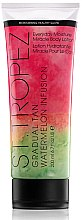Voňavky, Parfémy, kozmetika Hydratačný samoopaľovací lotion s melónovou vôňou - St.Tropez Gradual Tan Watermelon Infusion