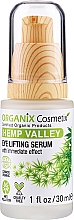 Voňavky, Parfémy, kozmetika Liftingové sérum na oči - Organix Cosmetix Hemp Valley Eye Lifting Serum