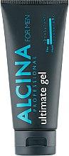 Voňavky, Parfémy, kozmetika Gél na vlasy veľmi silna fixácia - Alcina For Men Hair Styling Ultimate Gel
