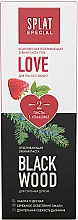 Voňavky, Parfémy, kozmetika Sada - Splat Special Love & Blackwood (toothp/2x75ml)
