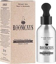 Voňavky, Parfémy, kozmetika Olej pre fúzy a bradu - Roomcays
