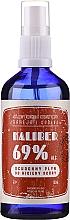 Voňavky, Parfémy, kozmetika Antiseptikum - Polny Warkocz Kaliber 69%