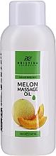 """Voňavky, Parfémy, kozmetika Masážny olej """"Dyňa"""" - Hristina Cosmetics Melon Massage Oil"""