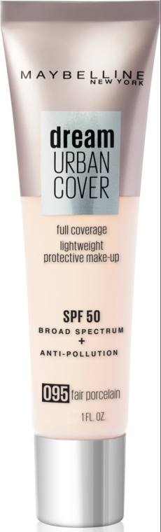 Make-up - Maybelline Dream Urban Cover