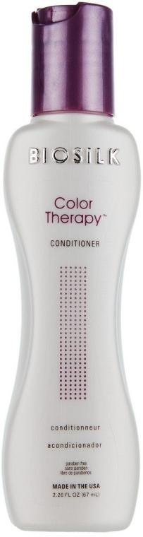 Kondicionér na ochranu farby vlasov - BioSilk Color Therapy Conditioner — Obrázky N3