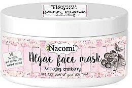 "Voňavky, Parfémy, kozmetika Alginátová maska na tvár ""Brusnica"" - Nacomi Professional Face Mask"