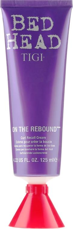Stylingový krém pre pružnosť kučier - Tigi Bed Head On The Rebound Curl Recall Cream