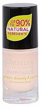Voňavky, Parfémy, kozmetika Lak na nechty, 5 ml - Benecos Happy Nails Nail Polish