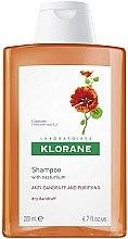 Voňavky, Parfémy, kozmetika Šampón od suchých lupin s extraktom Nasturtium - Klorane Shampoo with Myrtle