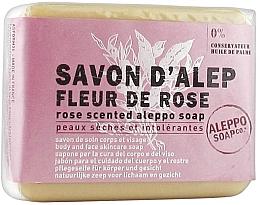 Voňavky, Parfémy, kozmetika Mydlo Aleppo s vôňou ruže - Tade Aleppo Rose Flower Scented Soap