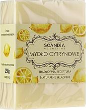 """Voňavky, Parfémy, kozmetika Mydlo """"Citrón"""" - Scandia Cosmetics"""