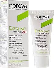 "Voňavky, Parfémy, kozmetika Krém na tvár ""Aknomega"" 200 - Noreva Laboratoires Exfoliac Acnomega"