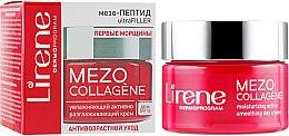 Voňavky, Parfémy, kozmetika Denný krém na tvár s liftingovým účinkom - Lirene Mezo Collagene